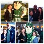 MSU Alumni Events with former Athletes